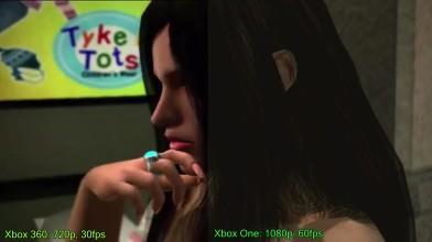 Dead Rising 1 Сравнение графики Xbox 360 vs Xbox One