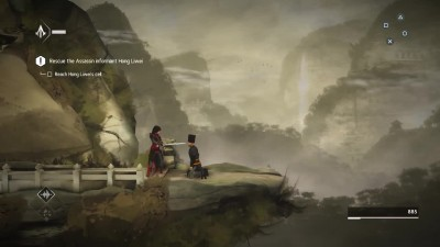 "Assassin's Creed Chronicles: China ""Прохождение игры на PS4 (Часть 2)"""
