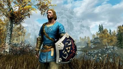 Дата релиза и новые скриншоты The Elder Scrolls V: Skyrim для Nintendo Switch