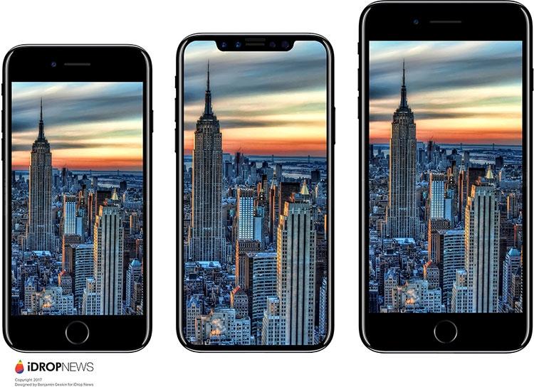 Инсайдер изFoxconn поведали оiPhone 8 исмарт-очках Apple