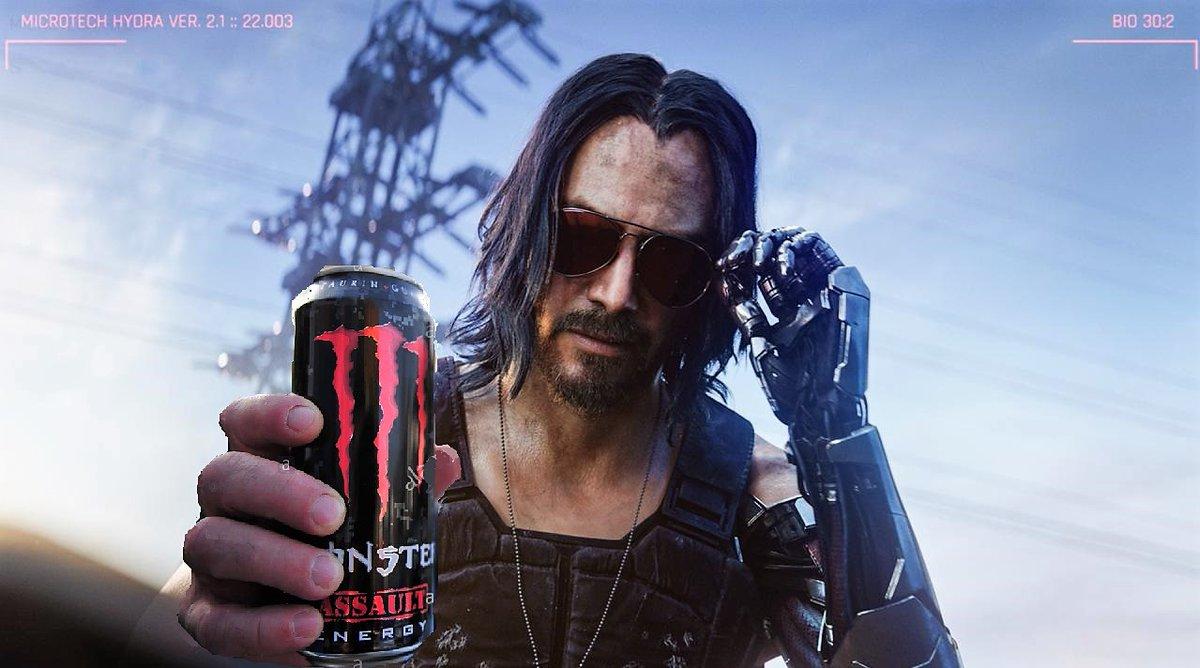 Новые мемы, шутки и творчество фанатов после вчерашней презентации Cyberpunk 2077