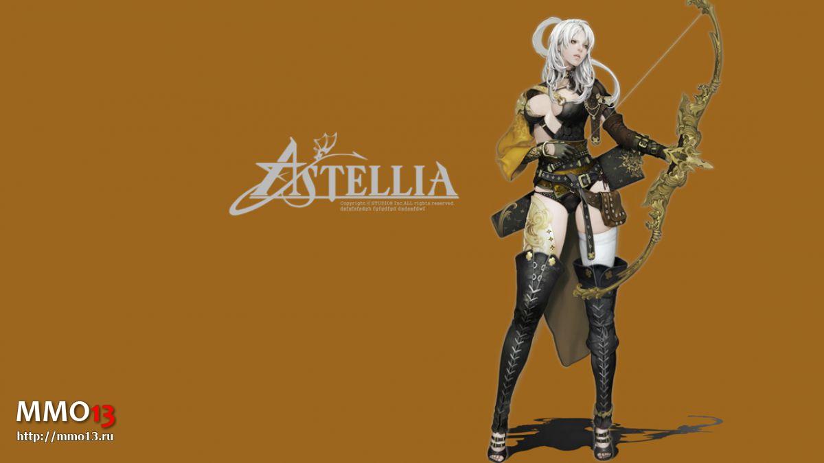 Astellia станет доступна в России и СНГ на платформе GameNet