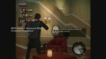 """The Godfather 2 """"Нахождение секретного оружия"""""""