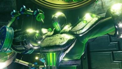 "Скриншоты первого DLC эпизода One Piece: World Seeker ""The Void Mirror Prototype"""