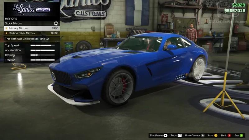 GTA Online - Benefactor Schlagen GT