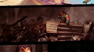 "Ride to Hell: Route 666 ""Геймплейный трейлер Rockthroug"""