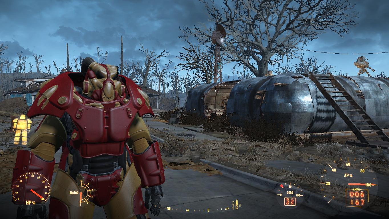 Менеджер Модификаций Fallout 4