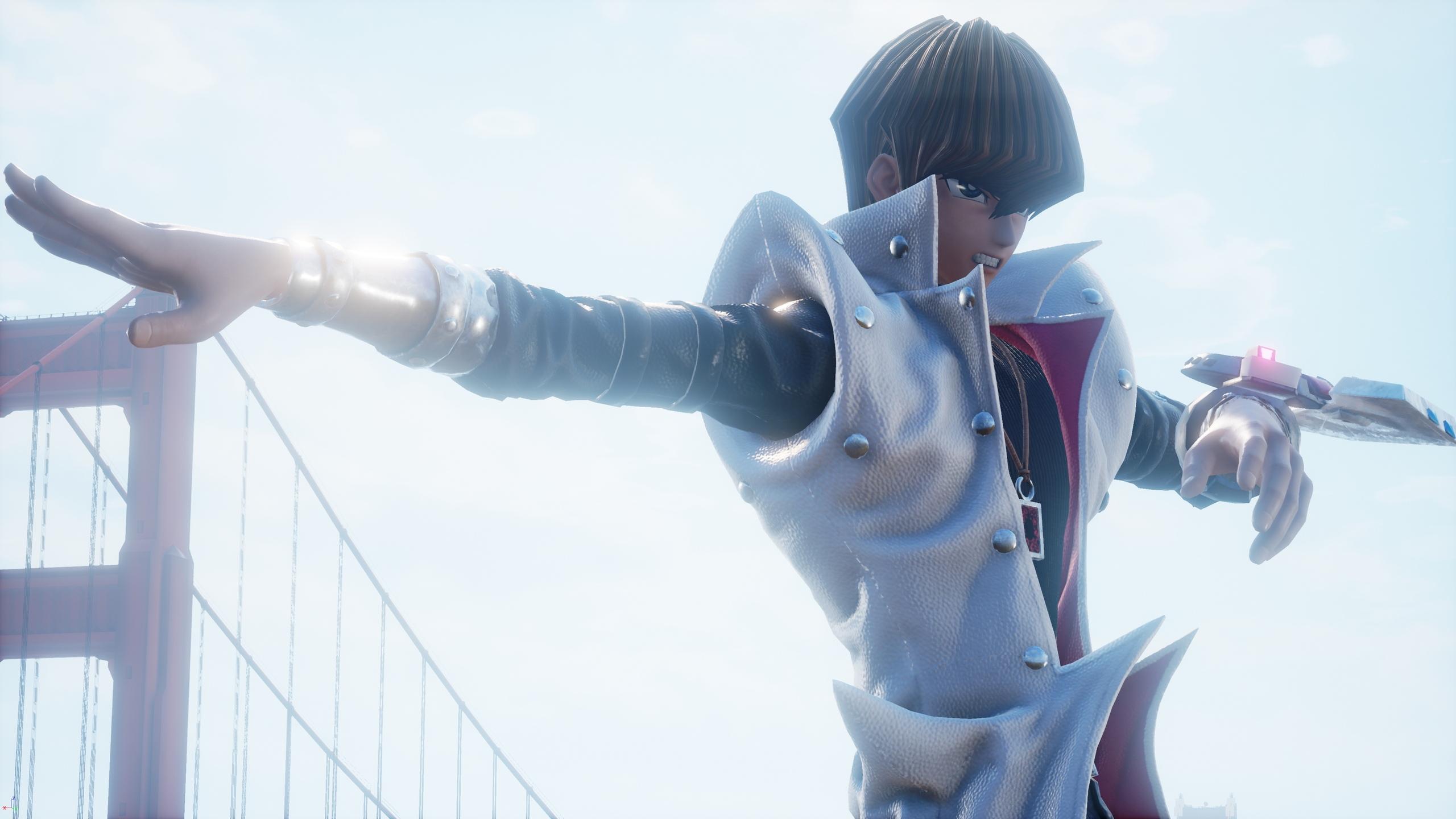 Сето Кайба из Yu-Gi-Oh появится в Jump Force