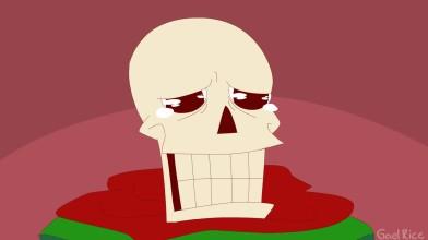Просто голова - Undertale анимация