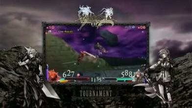 """Dissidia 012: Duodecim Final Fantasy """"Tournament Trailer"""""""