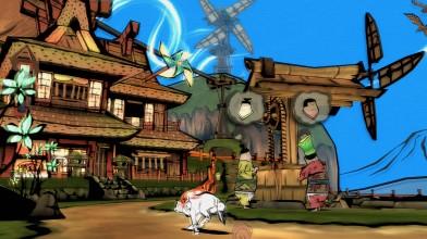 Новые геймплейные трейлеры Okami HD