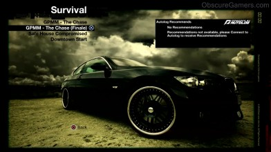 Новый геймплей раннего билда Need for Speed Most Wanted 2012