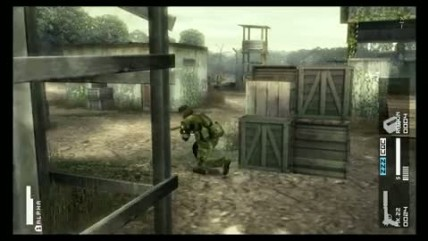 "Metal Gear Solid: Peace Walker HD ""PS3 Gameplay Demo"""