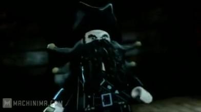 "Lego Pirates of the Caribbean ""На странных берегах"""