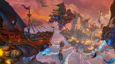 Пираты: Штурм небес - Пиратские братства смогут заполучить форты