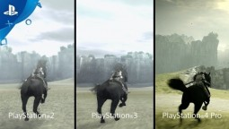 Bluepoint рассказывает о Shadow of the Colossus