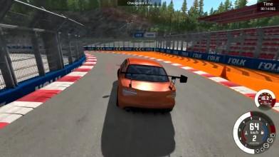 Сложные гонки - BeamNG.drive
