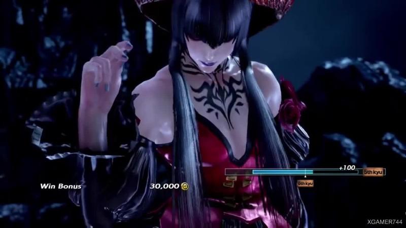 Tekken 7  Eliza Arcade Mode