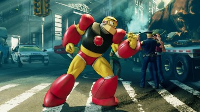 Street Fighter 5 - Балрог получит костюм Guts Man