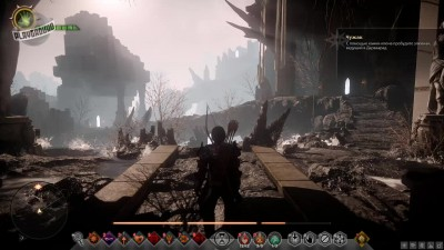 "Dragon Age: Inquisition ""DLC ""Чужак"" - прохождение. Часть 11"""