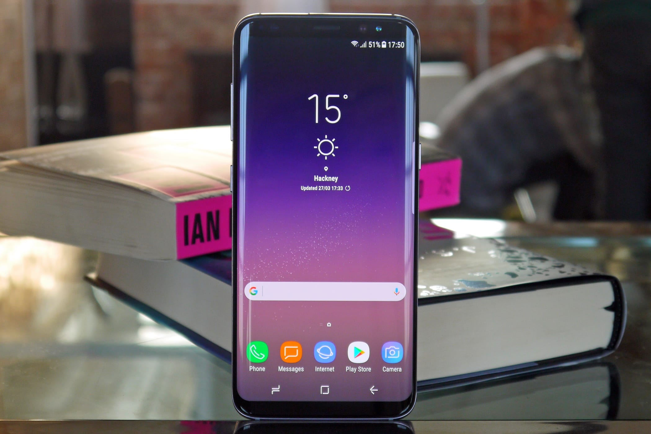 Самсунг приостановила обновление до андроид 8.0 Oreo для Galaxy S8