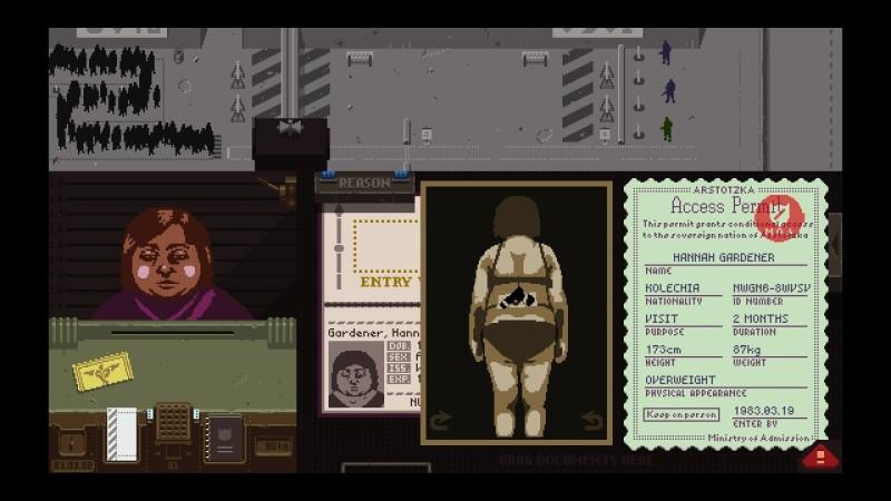 Про уродов и людей — Papers, Please и ещё пять остросоциальных игр