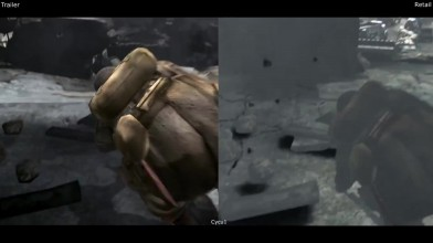 Сравнение графики - Medal of Honor Airborne Трейлер vs Релиз PC (Cycu1)
