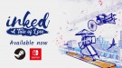 Уникальная и красочная приключенческая игра Inked: A Tale of Love стала доступна для Switch и ПК