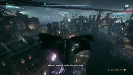 Batman: Arkham Knight - WTF?
