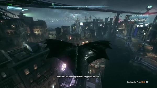 Batman Arkham Knight Патч Торрент Игры