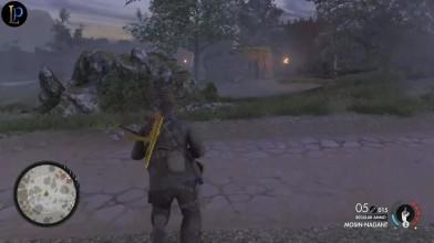 Sniper Elite 4 - Рыба в Бочке и Ярость Фауста
