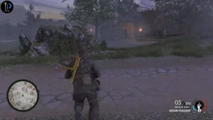 Sniper Elite 0 - Рыба в Бочке и Ярость Фауста