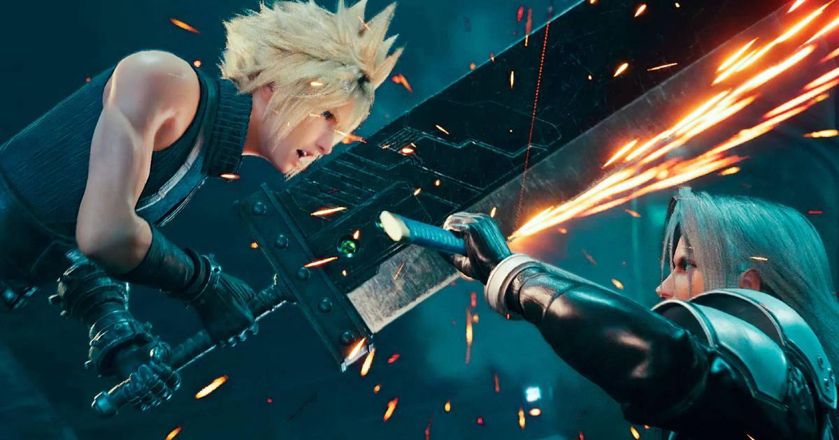 Похоже, оружие из второй части Final Fantasy 7 Remake показали в цифровом арт-буке