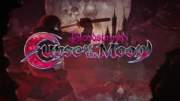 Bloodstained: Curse Of The Moon - Трейлер 8-битной