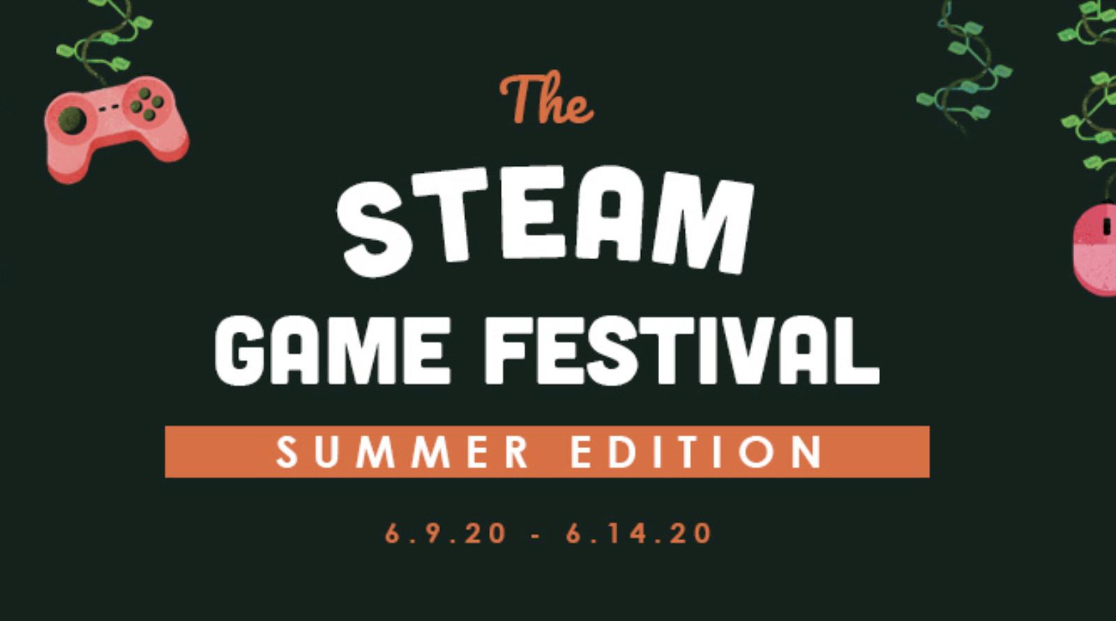 Стартовал летний Steam Game Festival 2020, доступно множество демоверсий игр