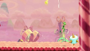 "Rayman Fiesta Run ""Candy Trailer"""