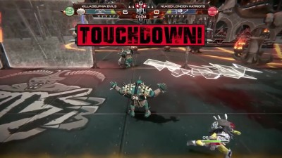 Mutant Football League Official Mayhem Bowl 2018 Highlights - Трейлер