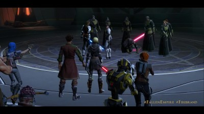 "Star Wars: Knights of the Old Republic ""Knights of the Fallen Empire - Anarchy in Paradise - Релизный трейлер"""