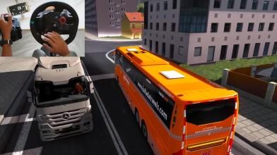 ETS 2 - МОД на автобус