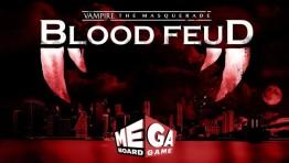 Анонсирована новая настольная игра Vampire: the Masquerade - Blood Feud