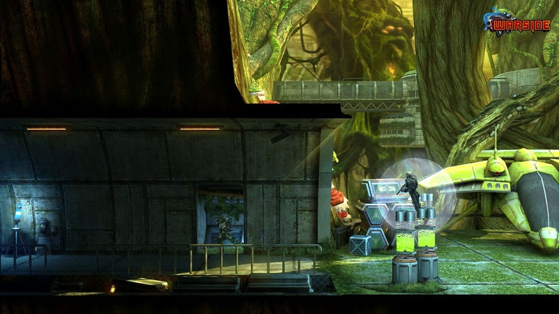 Многопользовательский экшен Warside выйдет в Steam 5 мая
