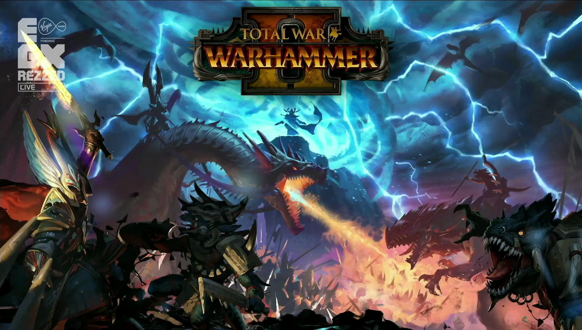 Total War Warhammer 2 Wallpaper: Warhammer Total War II Wallpaper