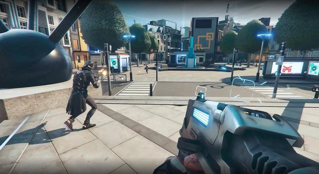 Похоже, Ubisoft собирается представить королевскую битву Hyper Scape