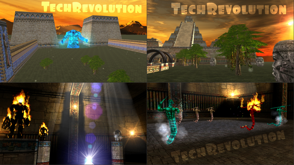 "Serious Sam: Revolution ""TechRevolution V1"" Cri2wvja"