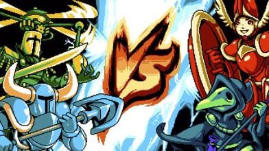 DLC Showdown для Shovel Knight преобразит игру в файтинг