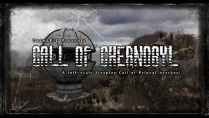 Интервью с разработчиком Call of Chernobyl