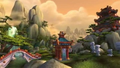 "World of Warcraft: Mists of Pandaria ""Wandering Isle"""