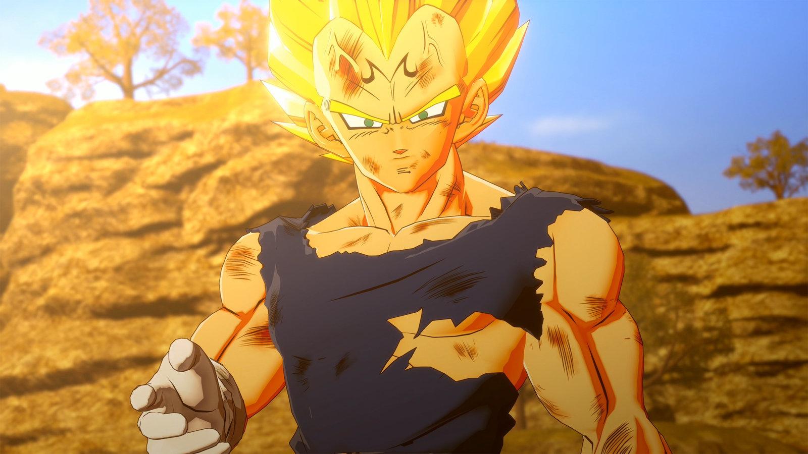 Объявлены официальные системные требования Dragon Ball Z: Kakarot
