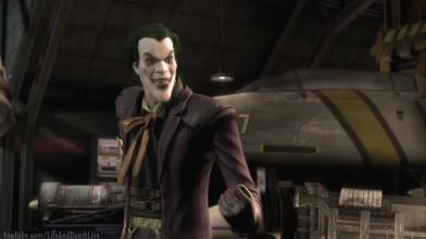 Injustice- Gods Among Us -Все победные стойки и начальные стойки делает Джокер