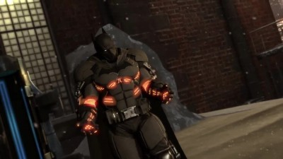 "Batman: Arkham Origins ""Геймплей сюжетного DLC - Cold,Cold Heart"""